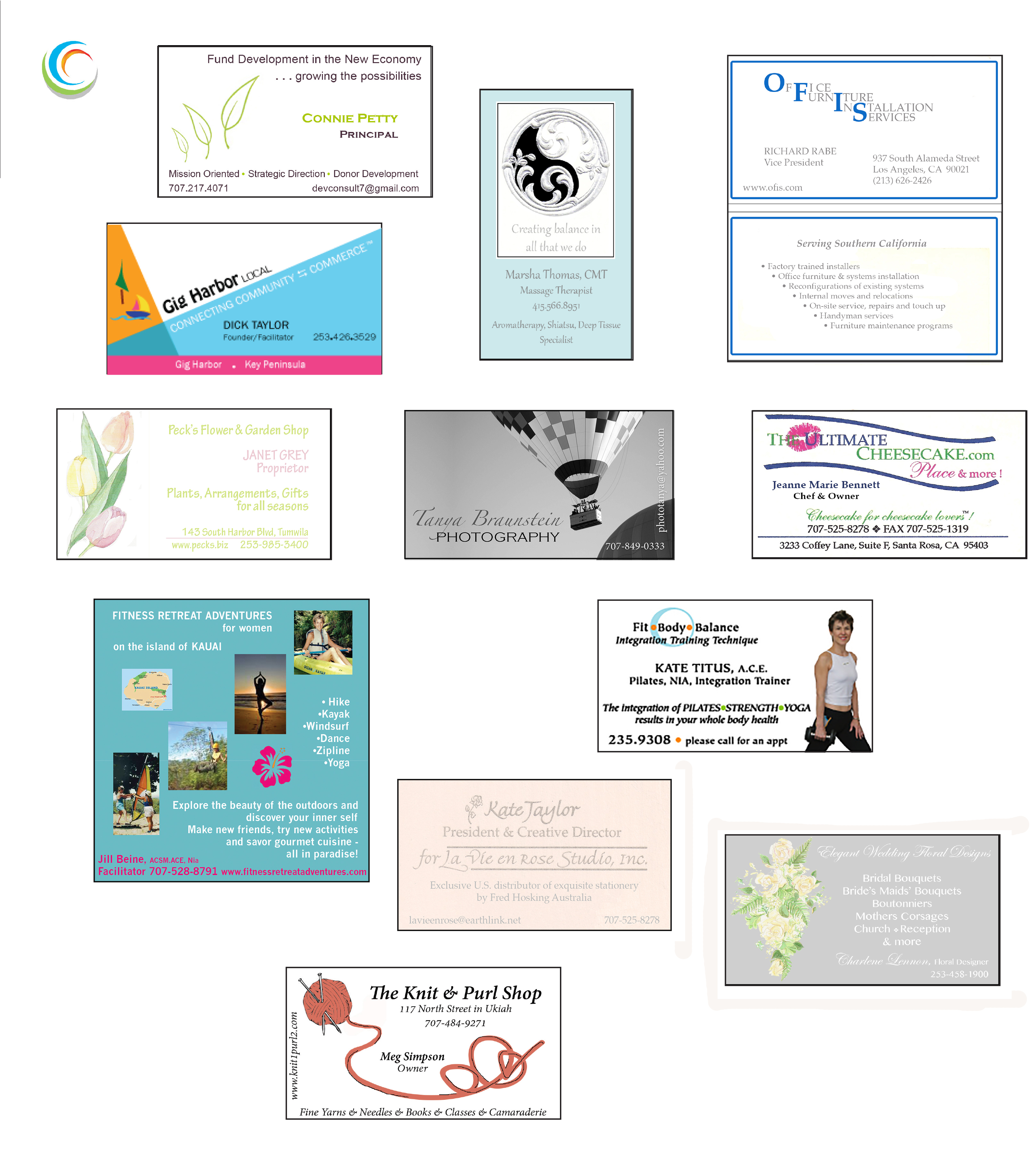 BUSINESS CARDS | Marketing Solutions for Women in Business